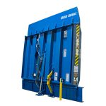 Vertical Storing Dock Levelers